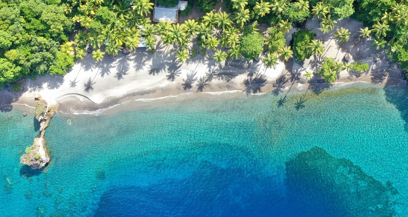 Beach bubble: Self-contained Caribbean resorts you can visit right now