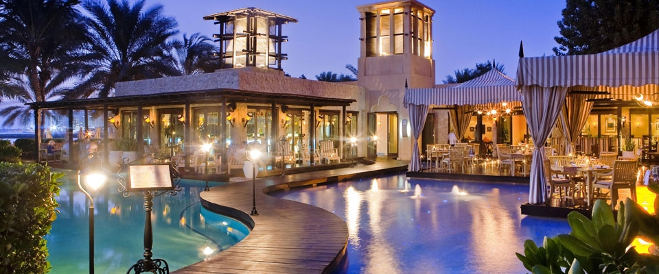 The new-look Arabian Court at One&Only Royal Mirage