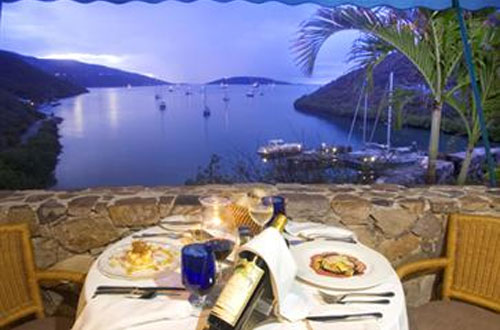 Biras Creek Resort Restaurant
