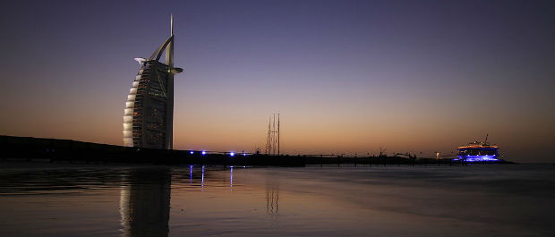 Dubai's 7-Star Hotel?