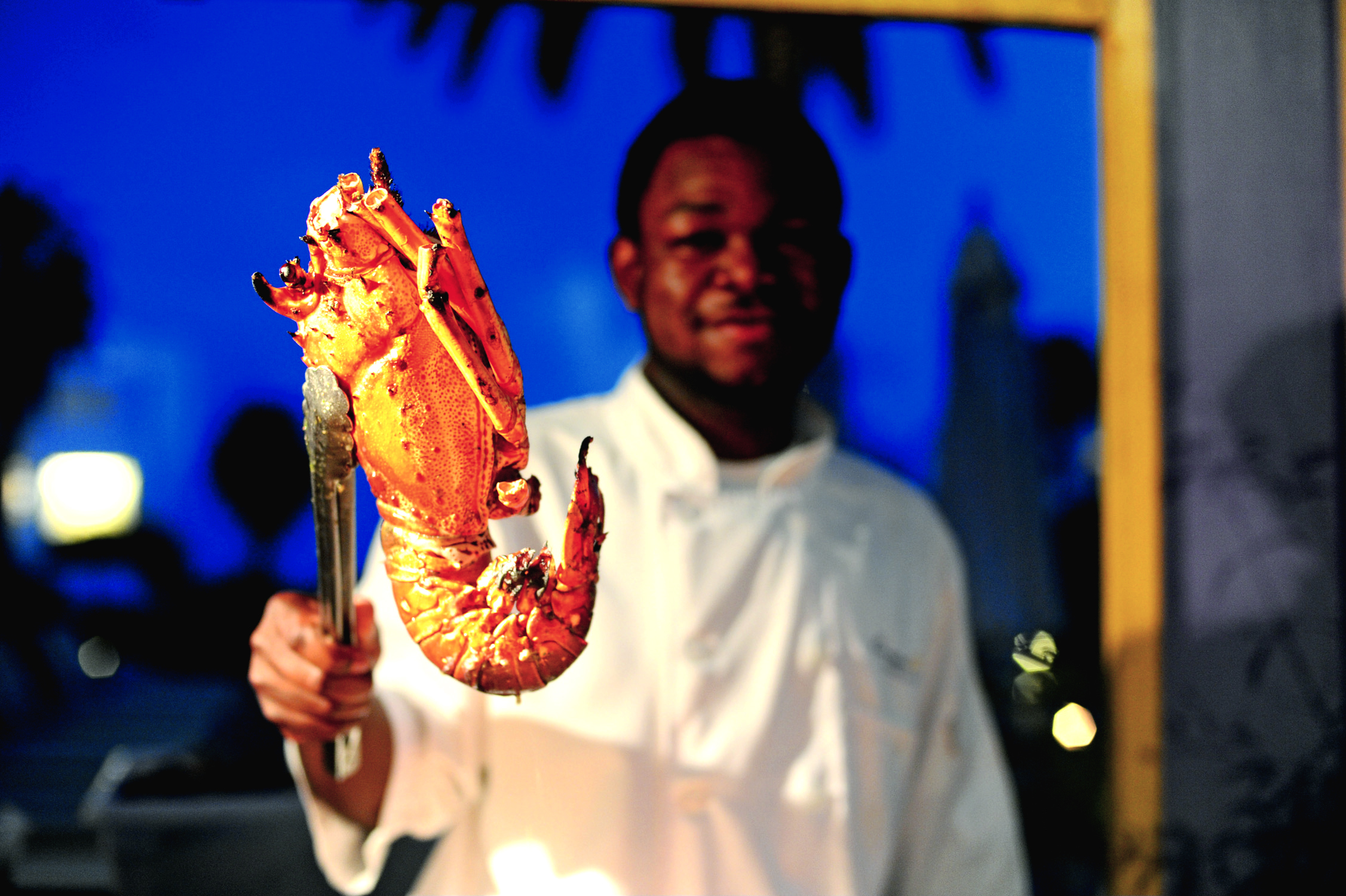 An understated taste of anguilla for Anguille cuisine