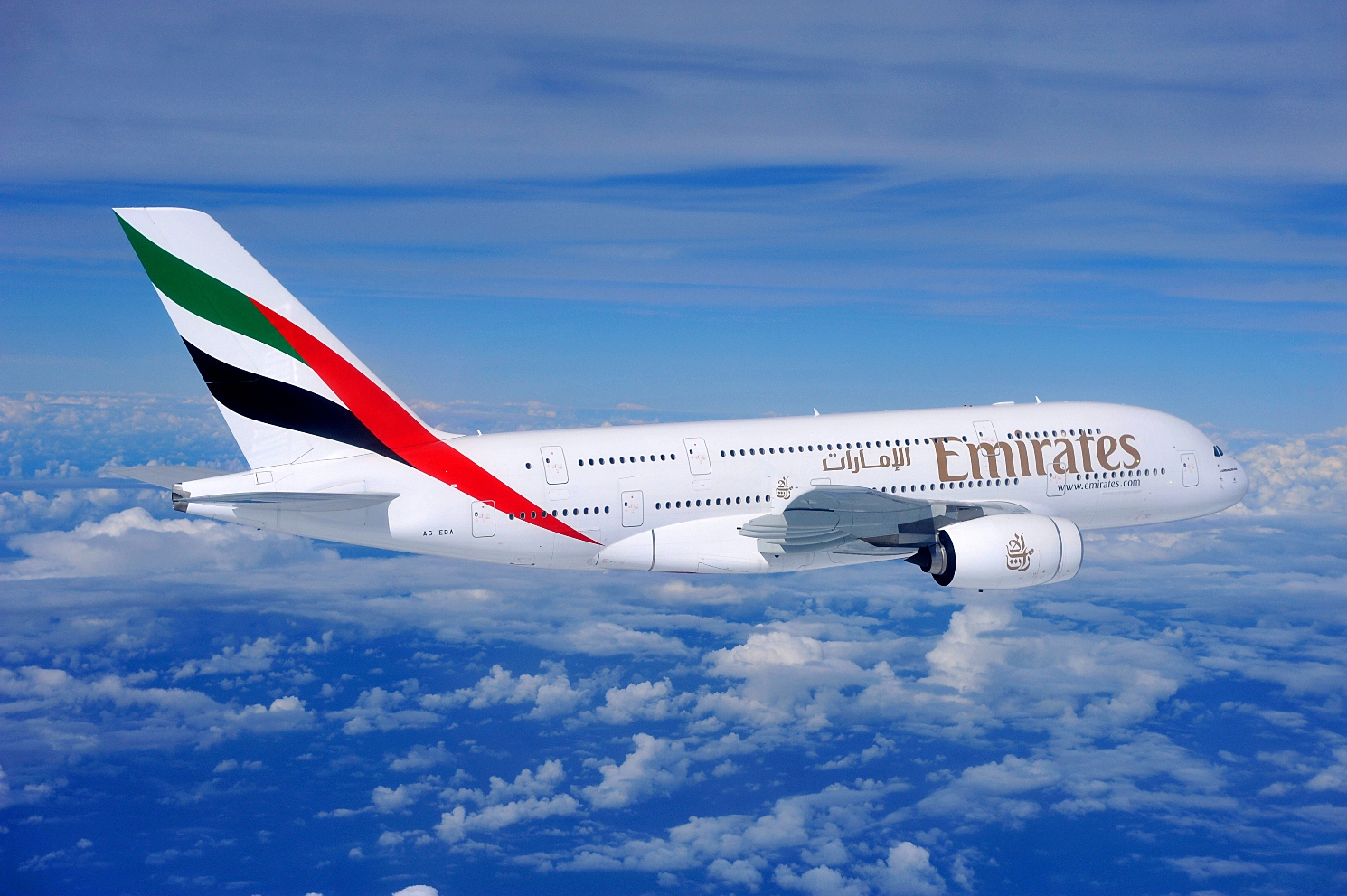 Emirates First to Launch A380 at Gatwick