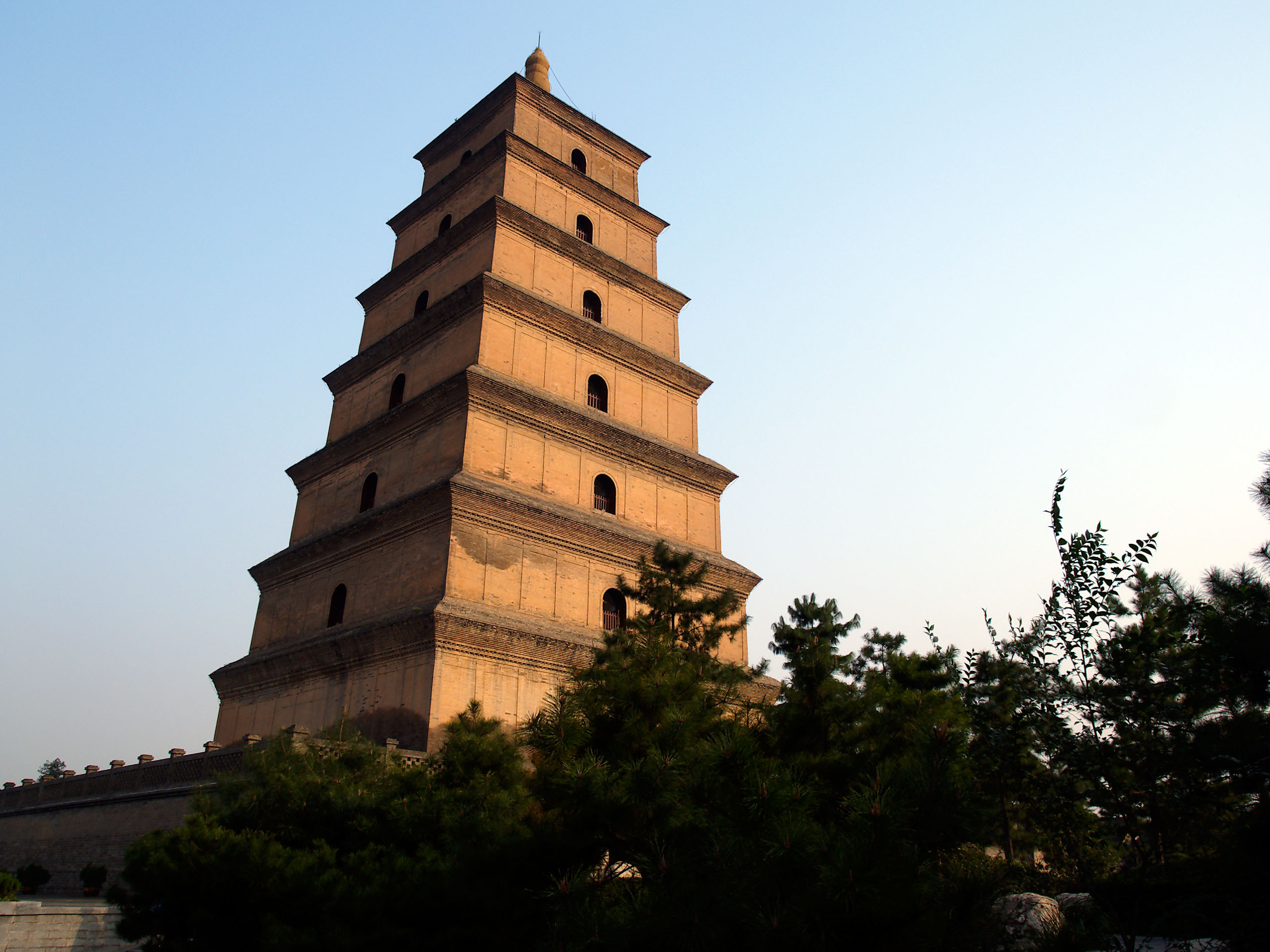 西安style_Getting Out the Good China: A Tour (Part 2)