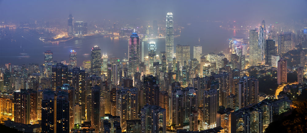 Hong Kong - the best city in the world?