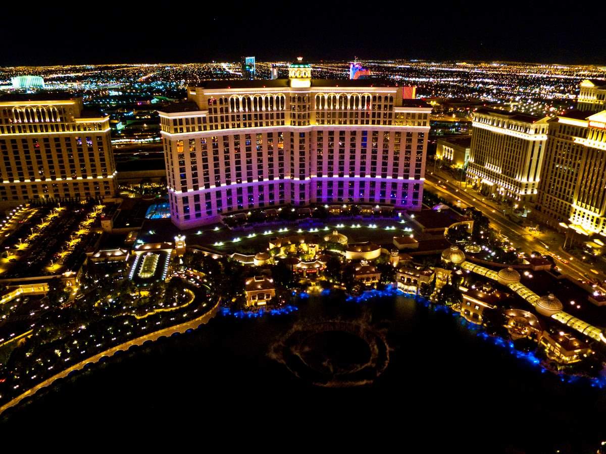 Las Vegas A Budget Photographer S Heaven