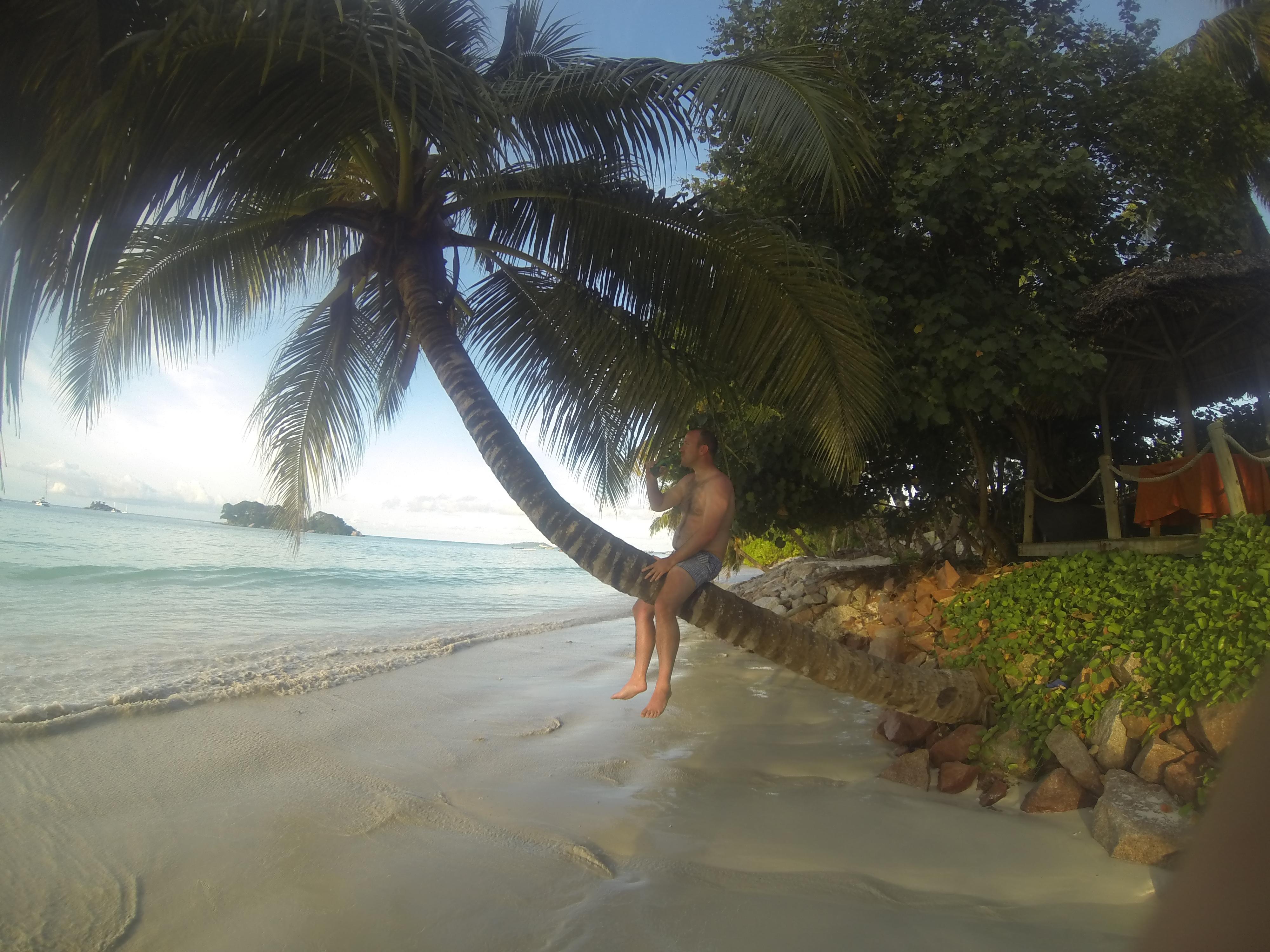 Paradise Sun resort, Seychelles.