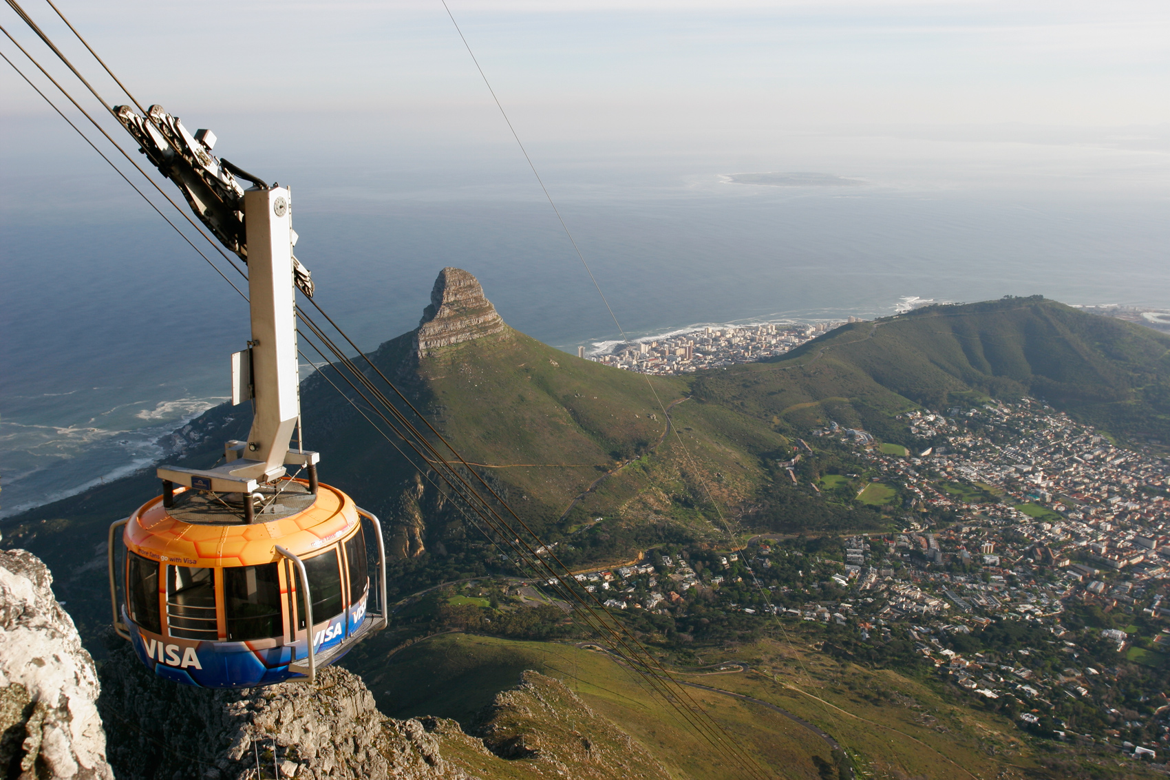 Cableway Table Table Mountain Cableway