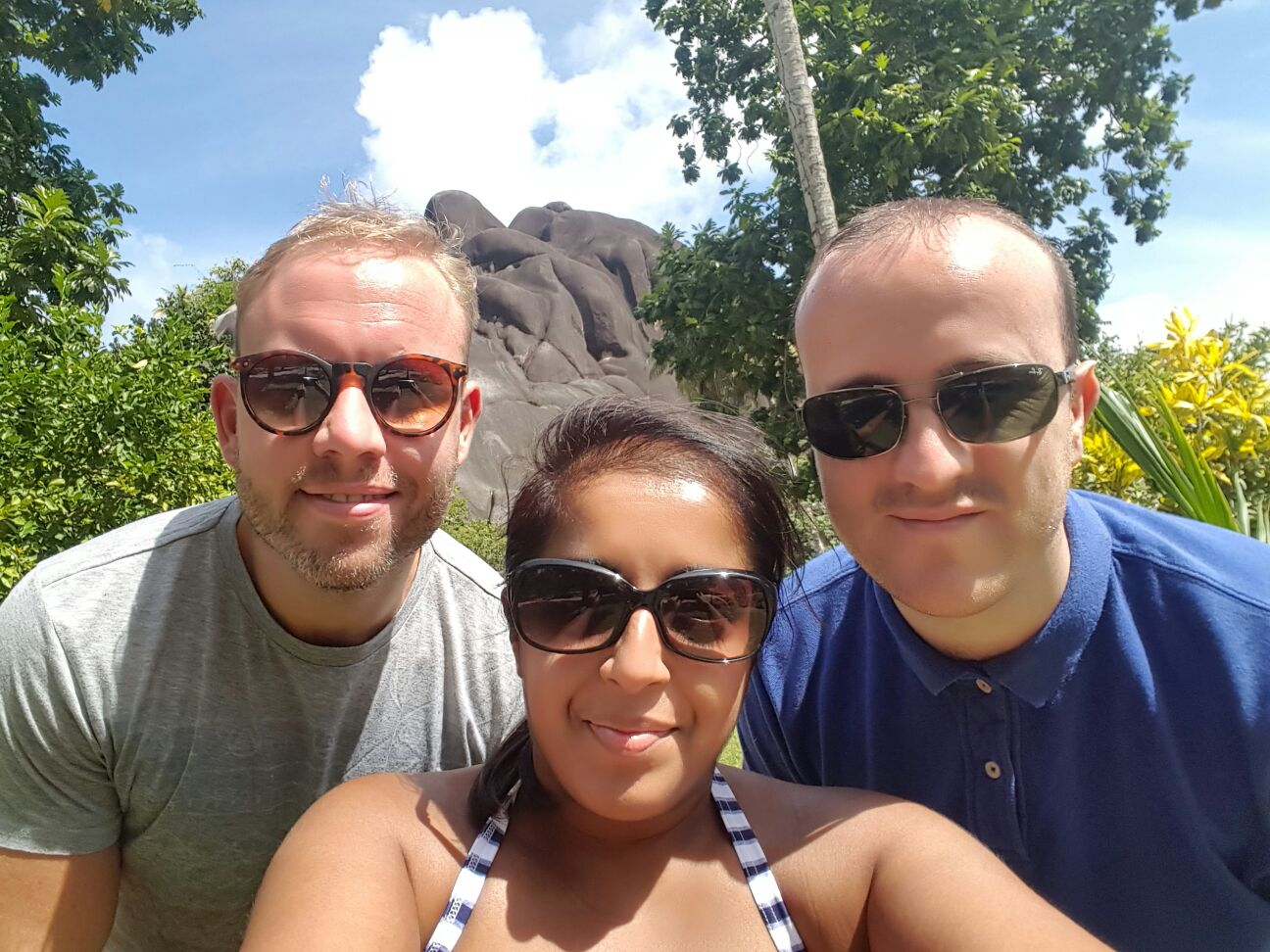 The Kenwood Travel Seychelles Team