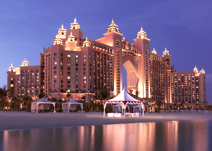 Check into another world at Atlantis the Palm, Dubai