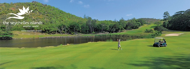 Golf in The Seychelles