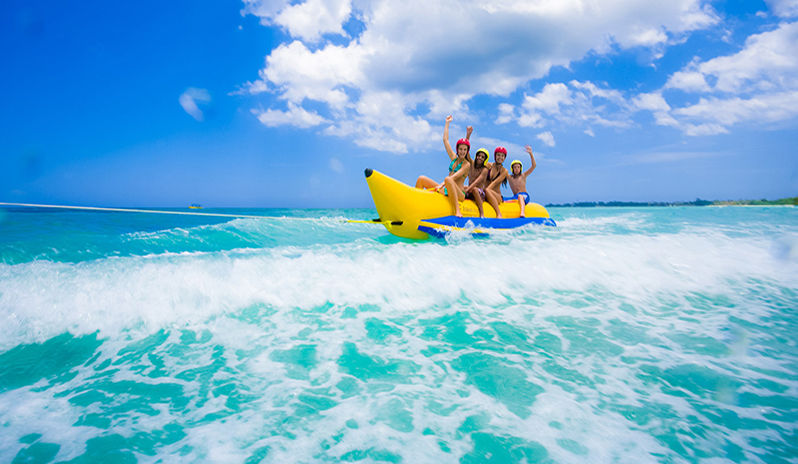 Jamaica has some of the best resorts in the Caribbean for families.