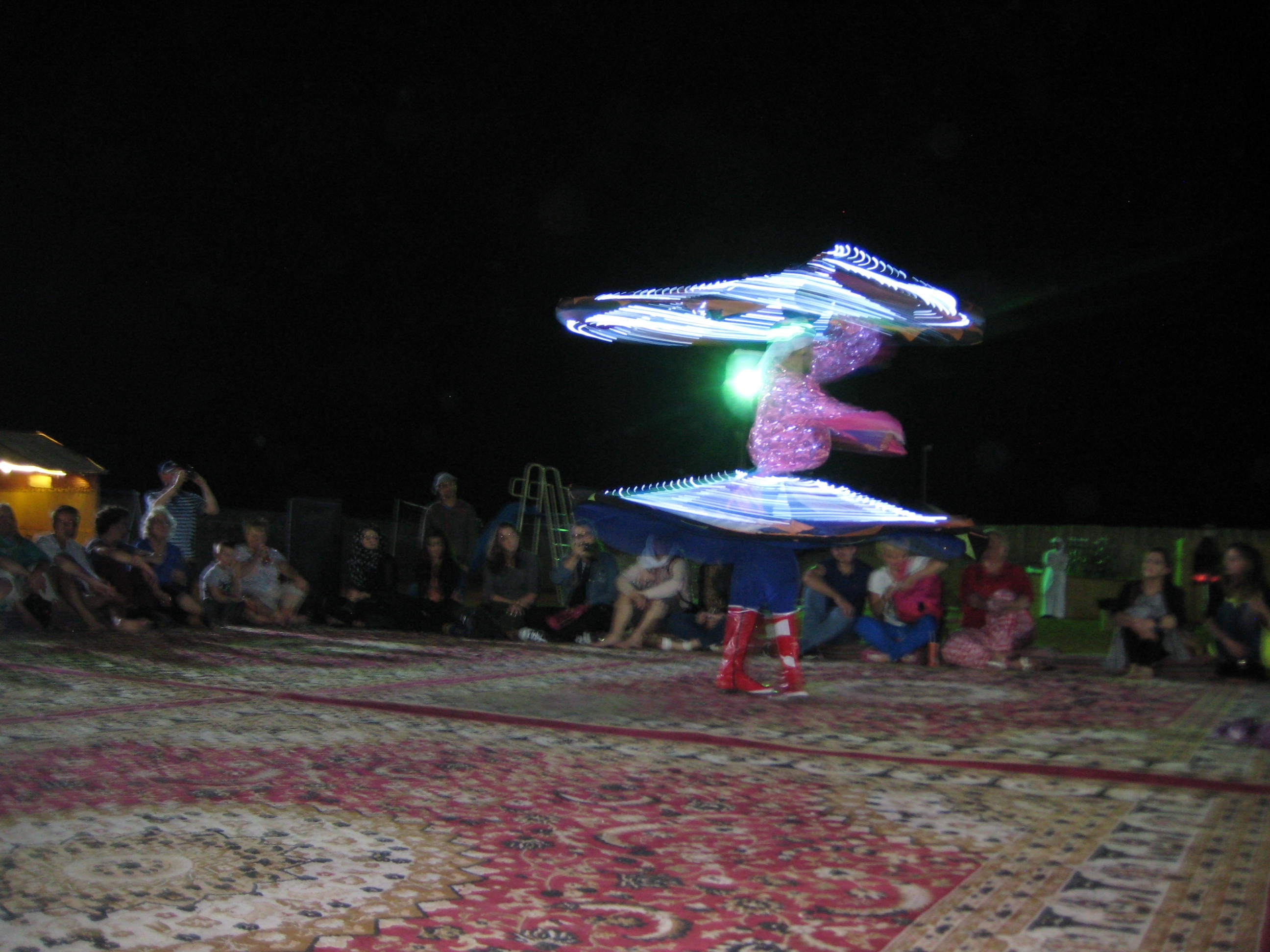 safari dancer