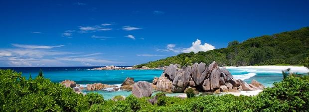 Travel Diary: The Seychelles