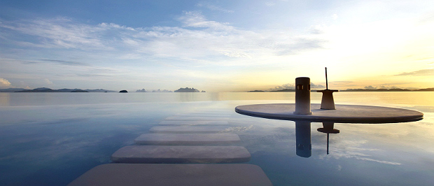 Luxury Thai hotels on Kenwood Travel